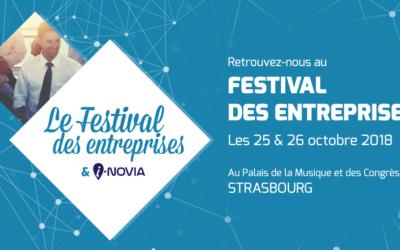 IMS Partners au Festival des Entreprises avec Hera Groupe