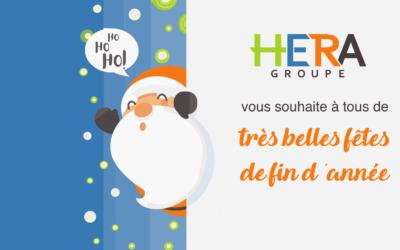 IMS Partners et HERA Groupe vous souhaitent à tous de très belles fêtes de fin d'année