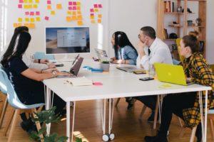 Ecrans interactifs réunion